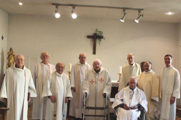 Décès du père Louis Guillaumier, après 70 ans de sacerdoce