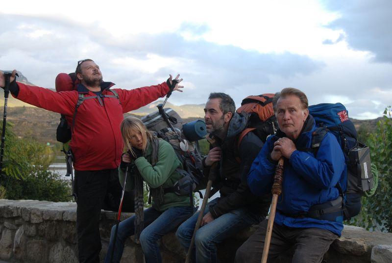 Marche et cinéma : Saint Jacques de Compostelle dans les Hautes-Alpes