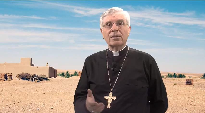 La chronique de Mgr Jean-Michel di Falco Léandri –  Dieu ne prend pas de vacances
