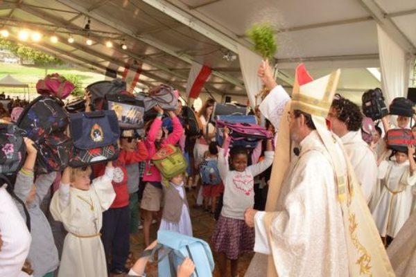 La Nativité de la Vierge Marie au Laus en vidéo