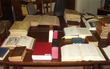Exposition et conférences autour de la Bible pour les Journées du Patrimoine 2013
