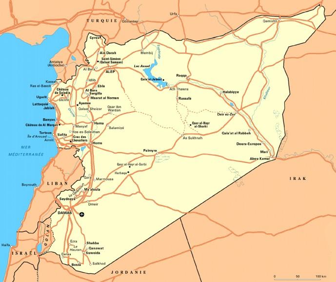 Journée de prière et de jeûne pour la paix en Syrie
