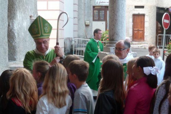 Encore deux nouveaux curés installés dans le diocèse en ce dimanche 29 septembre
