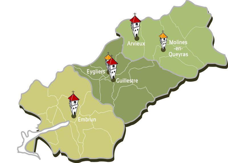 Dioc se de gap et d 39 embrun horaires des messes de no l - Office du tourisme molines en queyras ...