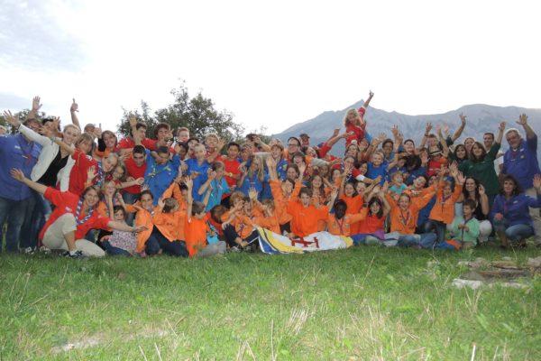 Rentrée des Scouts et Guides de France : Toujours plus de jeunes !