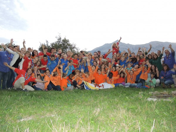Groupe Scouts-Guides de France-Amédée Para-Gap