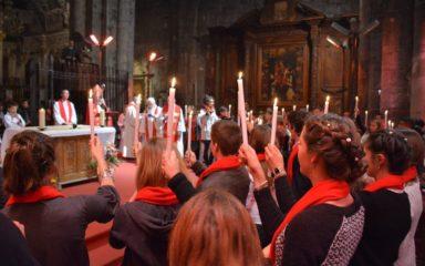Confirmations à Embrun : photos, homélie et vidéos