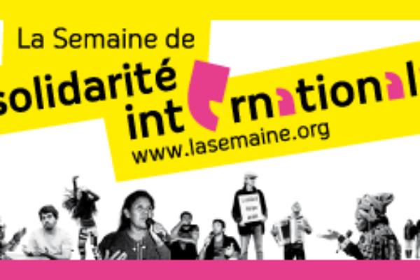 La Semaine de la Solidarité internationale dans les Hautes-Alpes