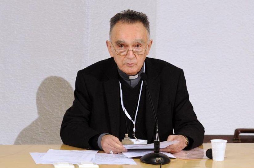 Discours d'ouverture de l'Assemblée plénière des évêques de France