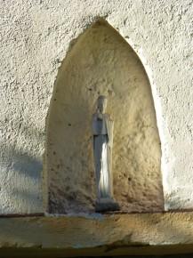 niche de maison Névache
