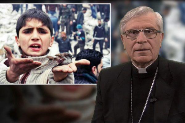 La chronique de Mgr Jean-Michel di Falco Léandri : Noël dans le fracas des armes et le Gloria des anges