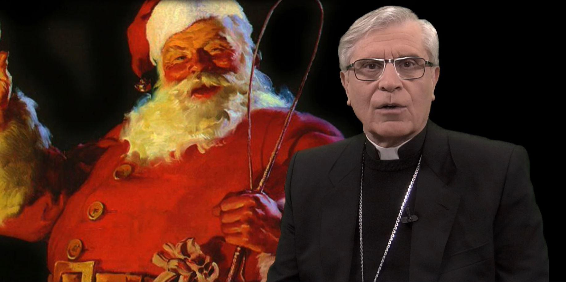 La chronique de Mgr Jean-Michel di Falco Léandri : Connaissez-vous l'âge du Père Noël ?