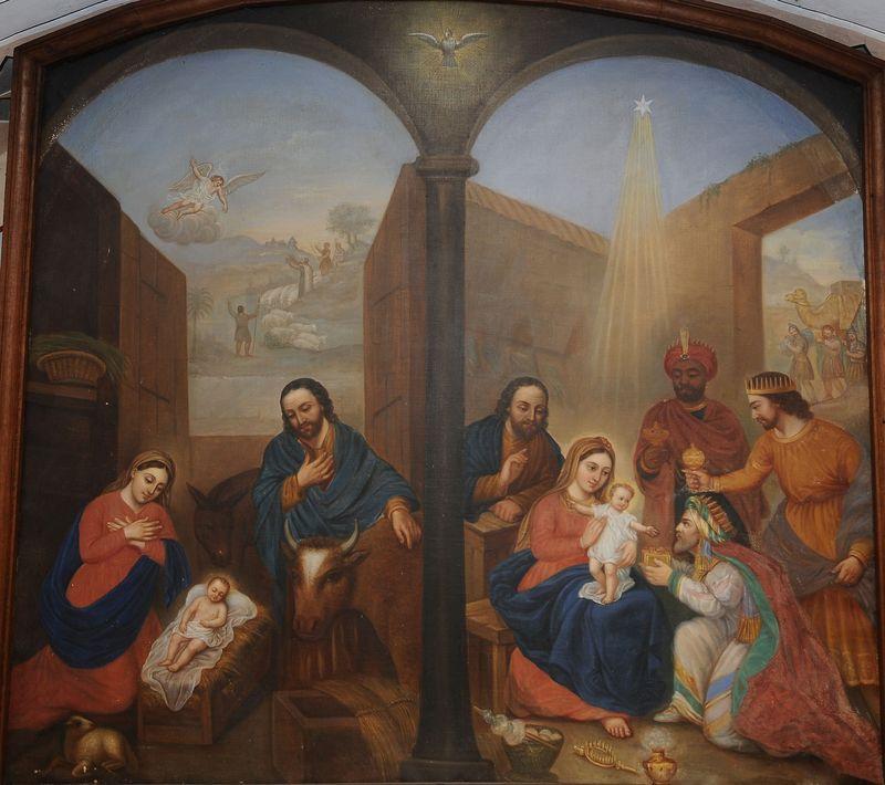 You are currently viewing Horaires des messes de Noël sur le diocèse