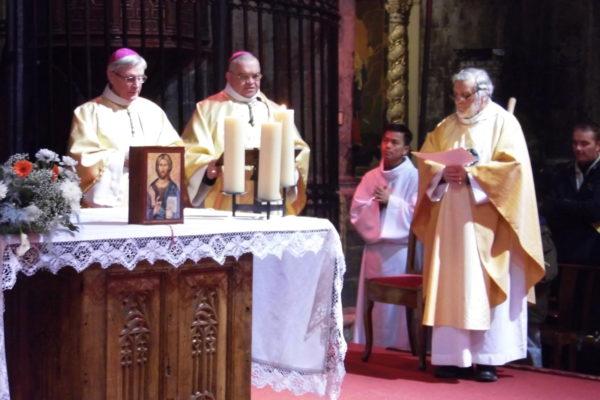 """Mgr Jean-Pierre Cattenoz à Embrun pour l'Épiphanie : """"Comment Dieu nous rejoint"""""""