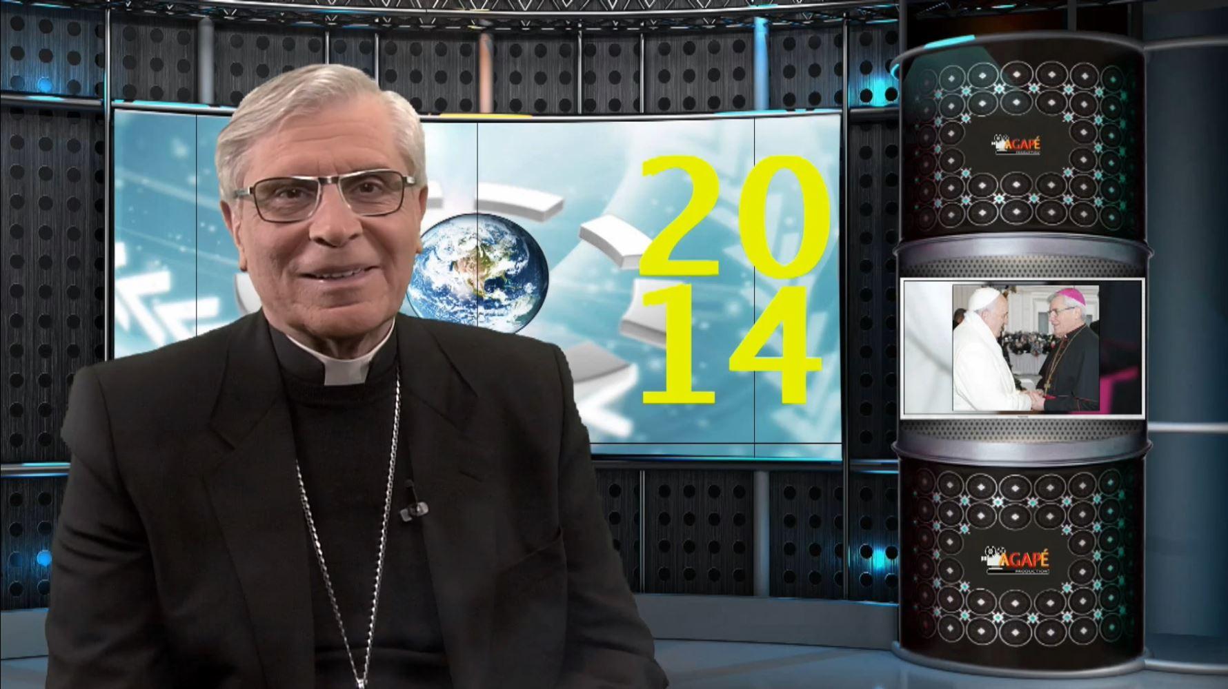 La chronique de Mgr Jean-Michel di Falco Léandri : Ses vœux pour l'année 2014