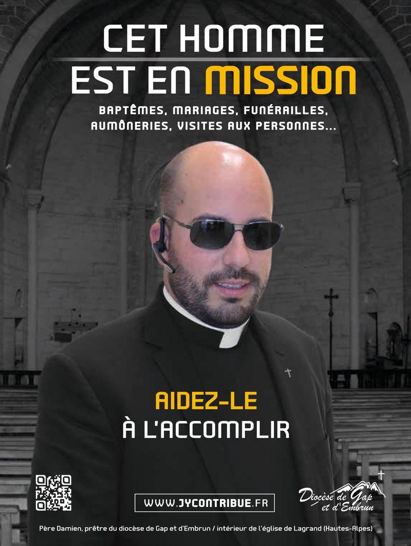 La campagne du Denier de l'Église fait le buzz !