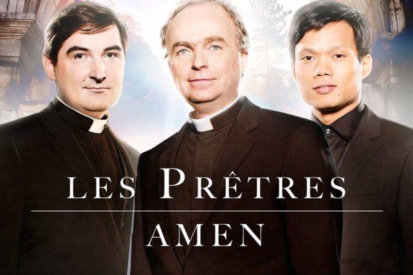 """""""Les Prêtres"""" en concert à Gap les 28 et 29 mars"""