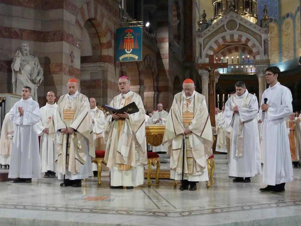 Retour sur l'ordination de Mgr Jean-Marc Aveline à Marseille