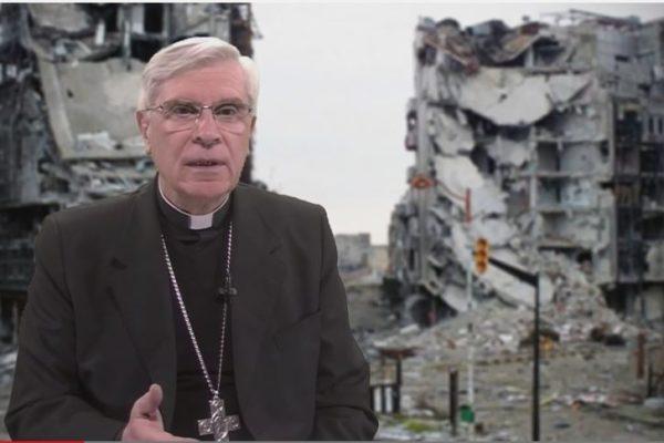 La chronique de Mgr Jean-Michel di Falco Léandri : « Un quatrième carême de guerre s'annonce »