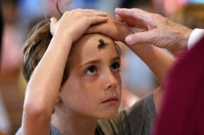 Horaires des messes pour le Mercredi des Cendres