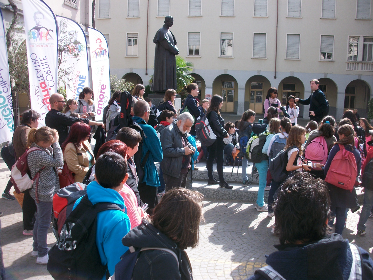 Des jeunes du diocèse sur les pas de Don Bosco à Turin