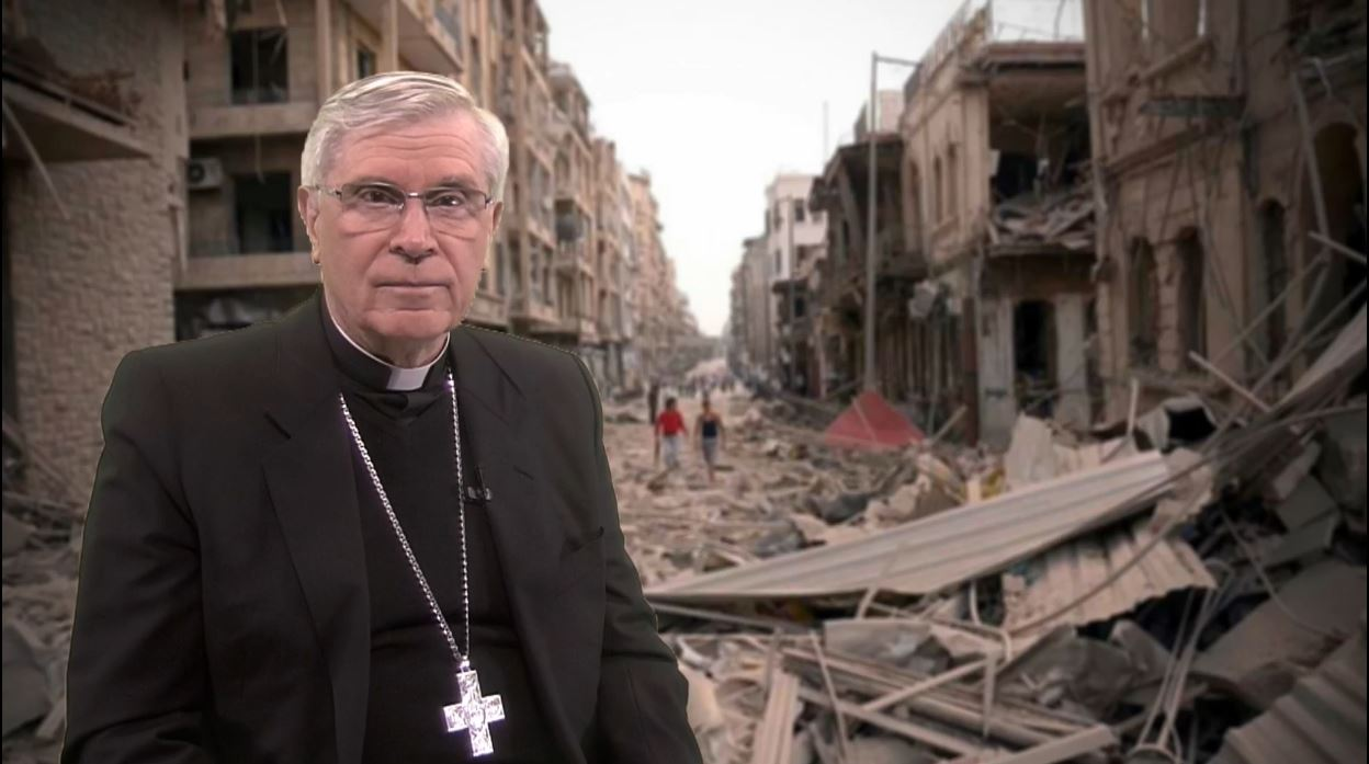 La chronique de Mgr Jean-Michel di Falco Léandri : Syrie