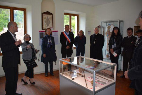 Ouverture de l'année jubilaire au Laus – Messe et inauguration de la maison natale de Benoîte à Saint-Étienne-le-Laus