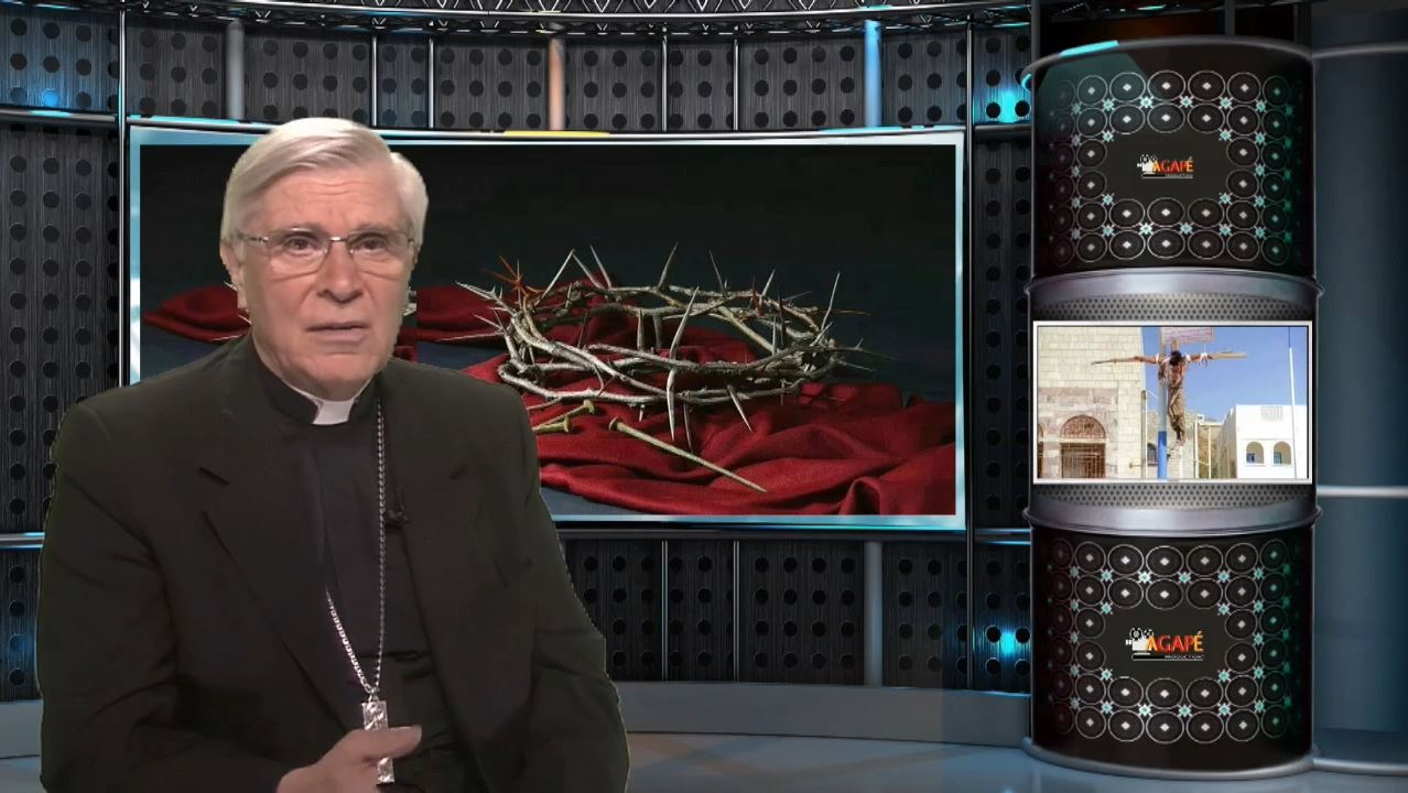 You are currently viewing La chronique de Mgr Jean-Michel di Falco Léandri : Crucifixions en Syrie