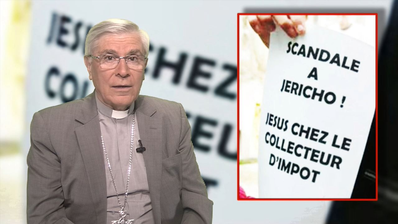 You are currently viewing La chronique de Mgr Jean-Michel di Falco Léandri : Scandale à Jéricho !