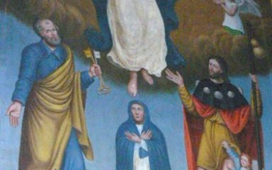 L'Église fête l'Ascension
