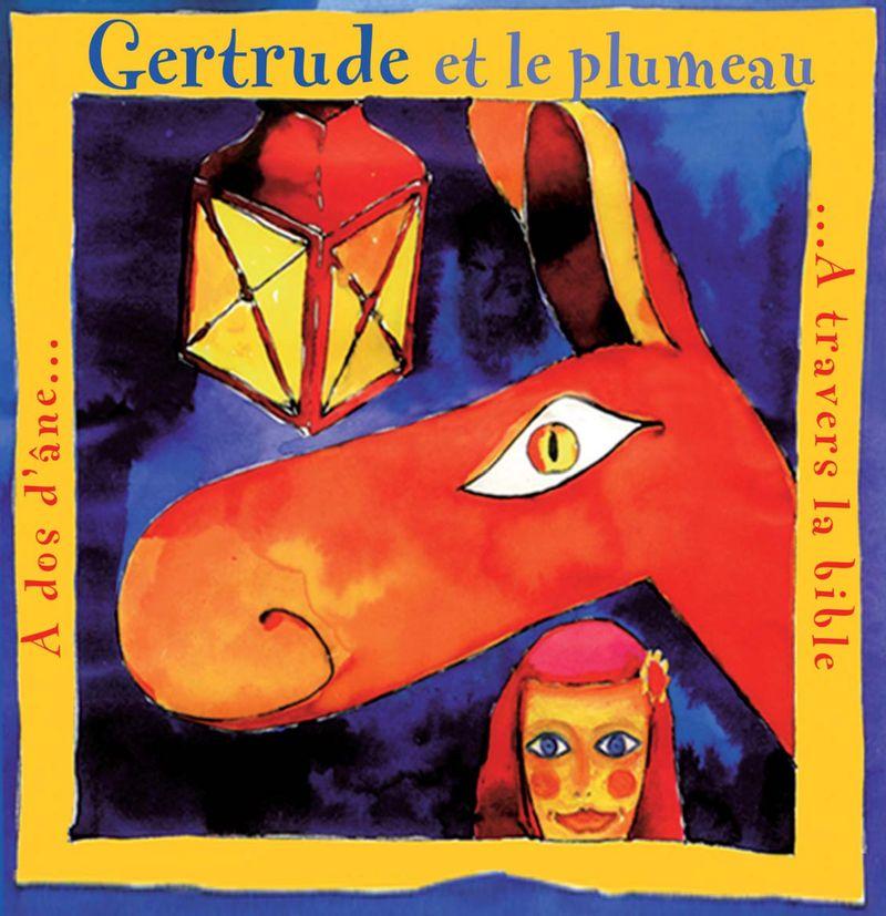 """""""Gertrude et le plumeau"""" au sanctuaire Notre-Dame du Laus"""