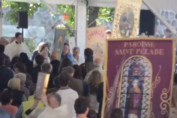 L'Ascension au Laus : le départ du Christ n'est pas un abandon
