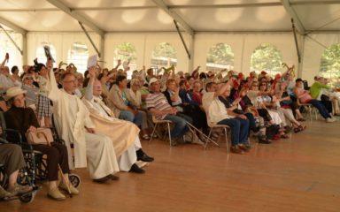 Plusieurs centaines de personnes malades, âgées et handicapées accueillies au Laus