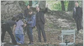 «Les Prêtres» ont tourné leur dernier clip à Pontis