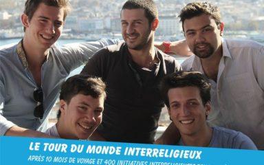 """Venez écouter à Gap cinq jeunes du groupe """"Coexister"""", un mouvement interreligieux de jeunes"""