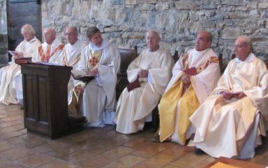 Les prêtres aînés du diocèse en visite à Rosans : « Du baume au cœur ! »