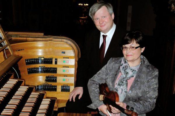Concert d'orgue et violon à Notre-Dame du Laus pour soutenir le projet de construction de la nouvelle église