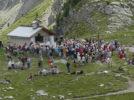 Horaires d'été sur le diocèse, avec fêtes patronales et de montagne