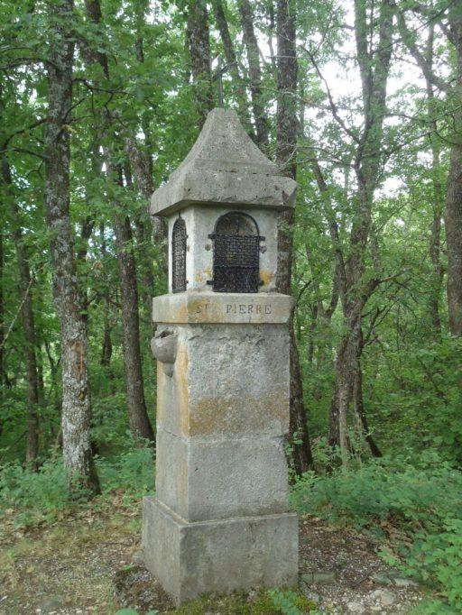 Patrimoine religieux vernaculaire du diocèse – Les oratoires de La Saulce