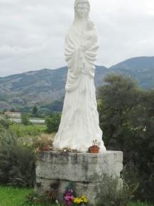 La Saulce, Statue VE (2)