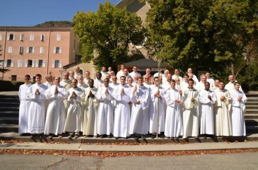 Admission de Fabien Guilloth : «Supporter ses confrères et son évêque !»
