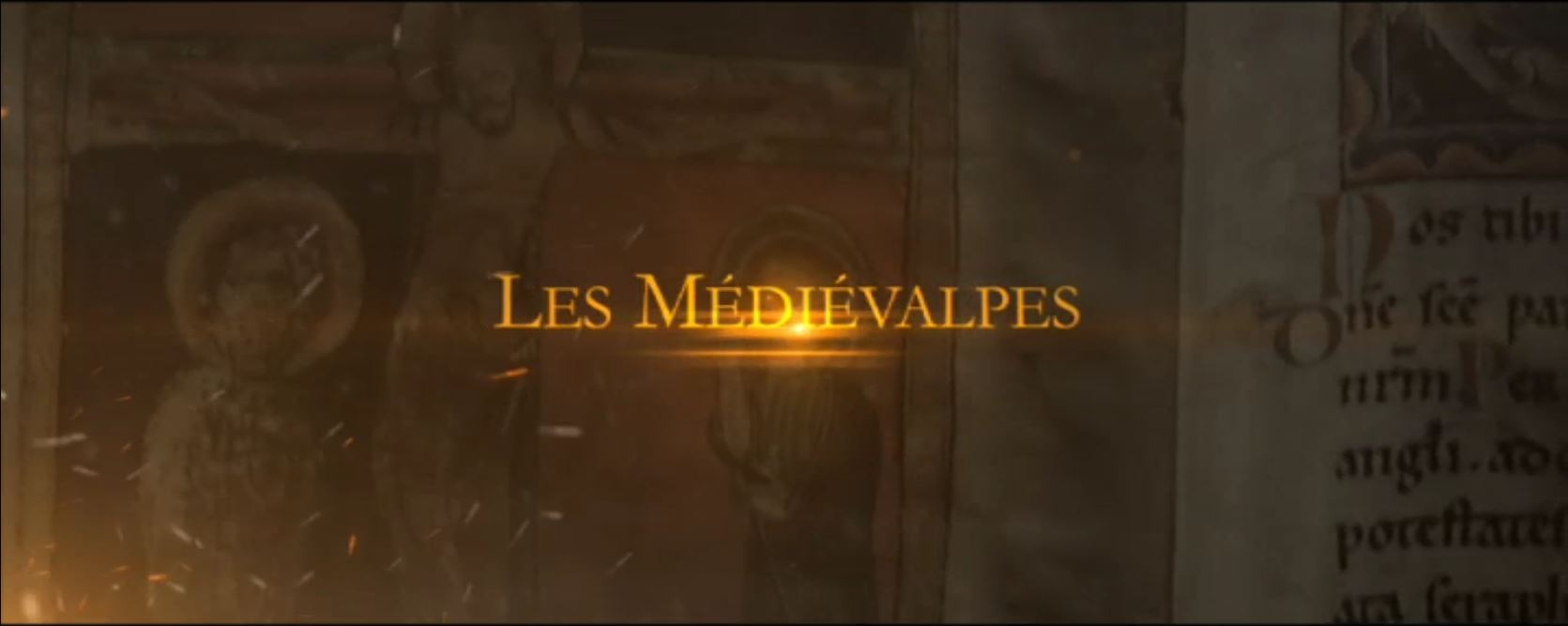 """""""Les Médiévalpes"""" n° 1 : L'Église et le Haut-Dauphiné"""