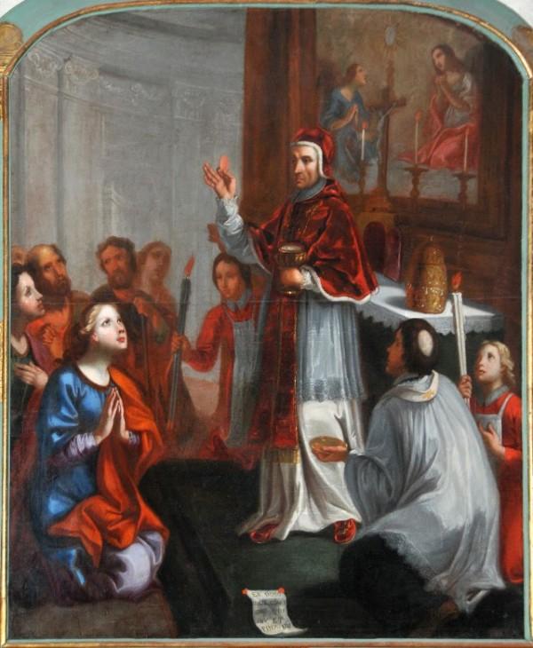 Messe de la fête du Saint-Sacrement à Guillestre
