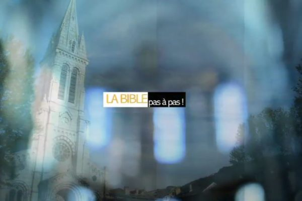 """""""La Bible pas à pas"""" n° 110"""