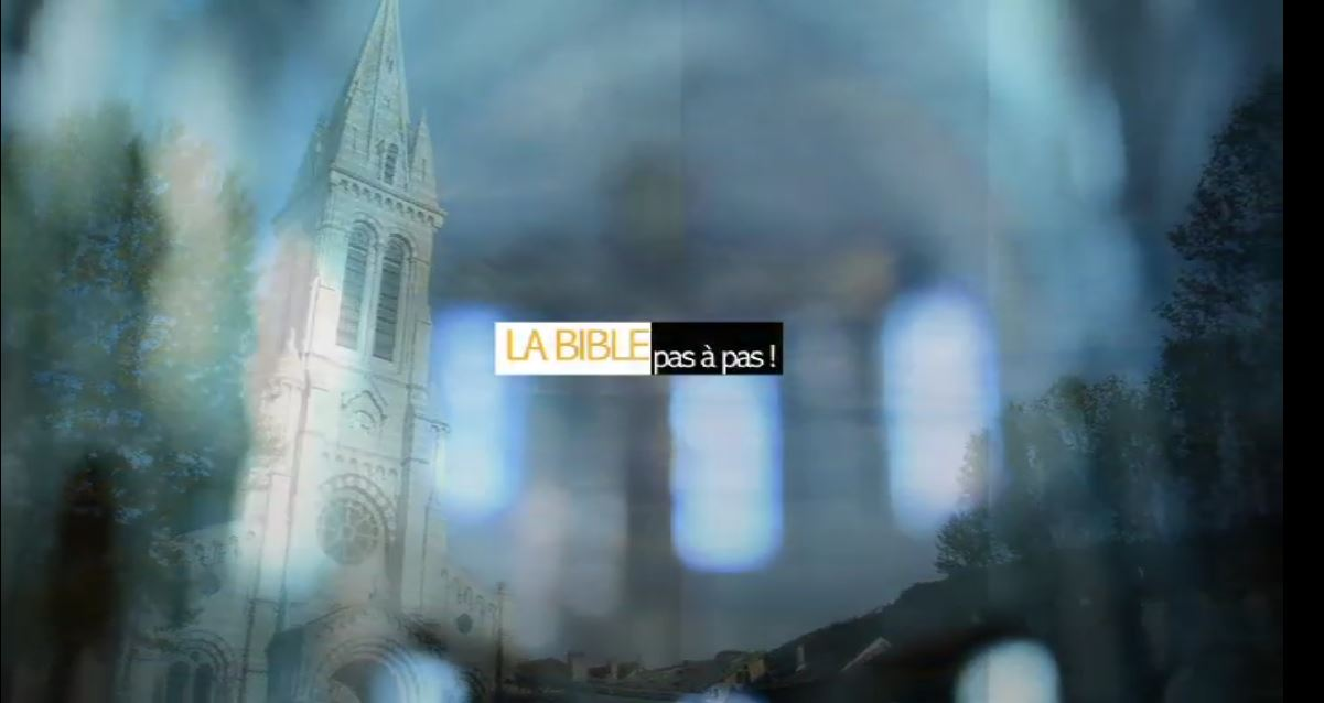 """""""La Bible pas à pas"""" n° 56"""