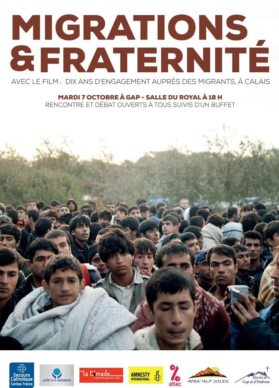 """""""Migrations et Fraternité"""""""