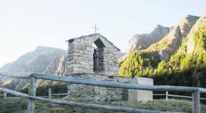 Patrimoine religieux vernaculaire du diocèse – Les oratoires de Molines-en-Queyras