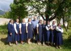 Les sœurs de La Salette sur le diocèse