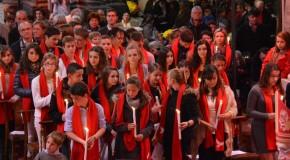 Confirmation à Embrun : «Être saint, c'est facile…»