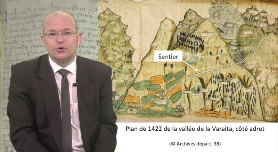 """""""Les Médiévalpes"""" n° 7 : La terre, le marché et la route (2/2)"""